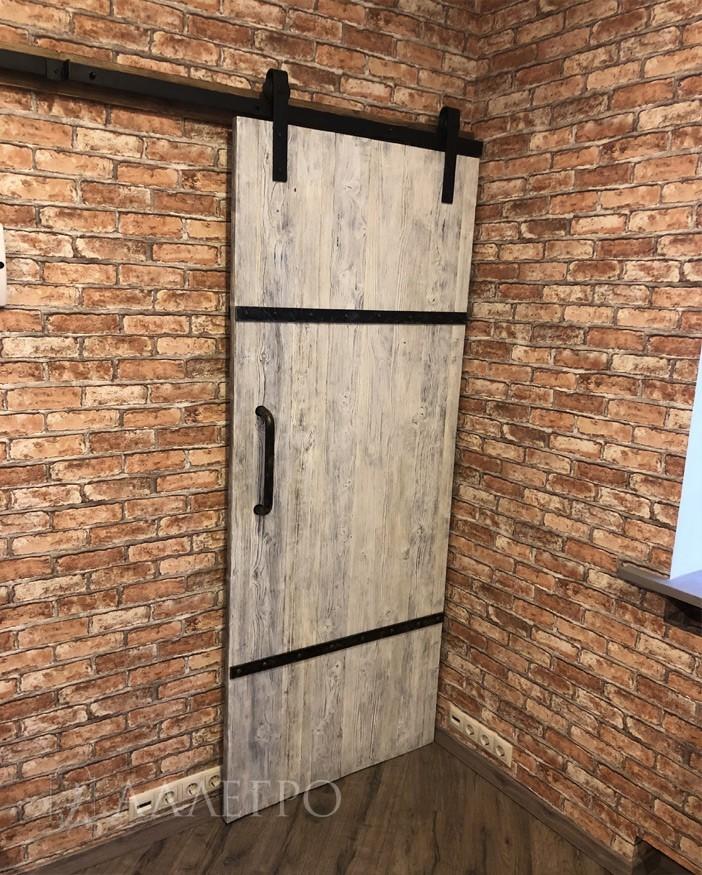 Двери Лофт. Общий внешний вид