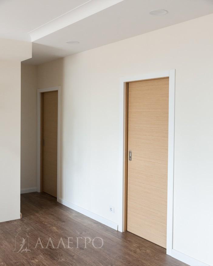 Фото межкомнатной двери пенал