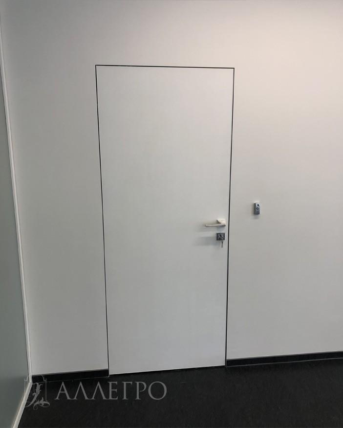 Двери под покраску. Финишный вид 1