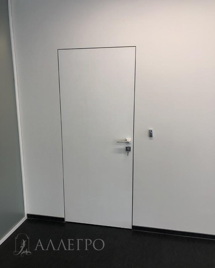 Двери под покраску. Финишный вид 2