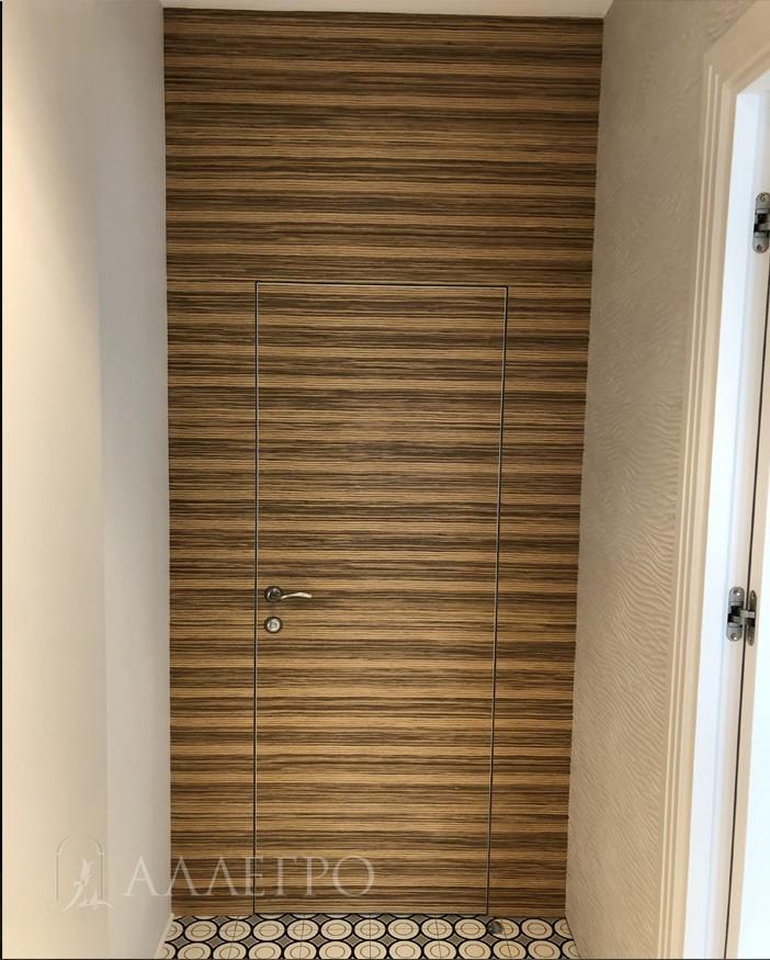Стоимость стеновых панелей варьируется от 4 тыс.руб. за 1 квадратный метр в зависимости от размера и цвета шпона