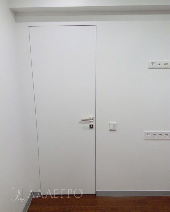 Аллегро комбинированная со скрытой коробкой, общий вид