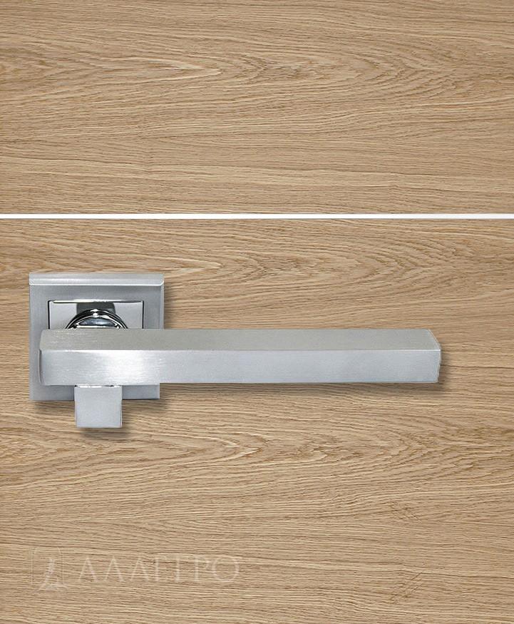 Стильная и удобная дверная ручка Morelli MH 16