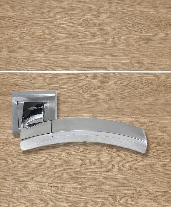 Стильная и удобная дверная ручка Morelli MH 17