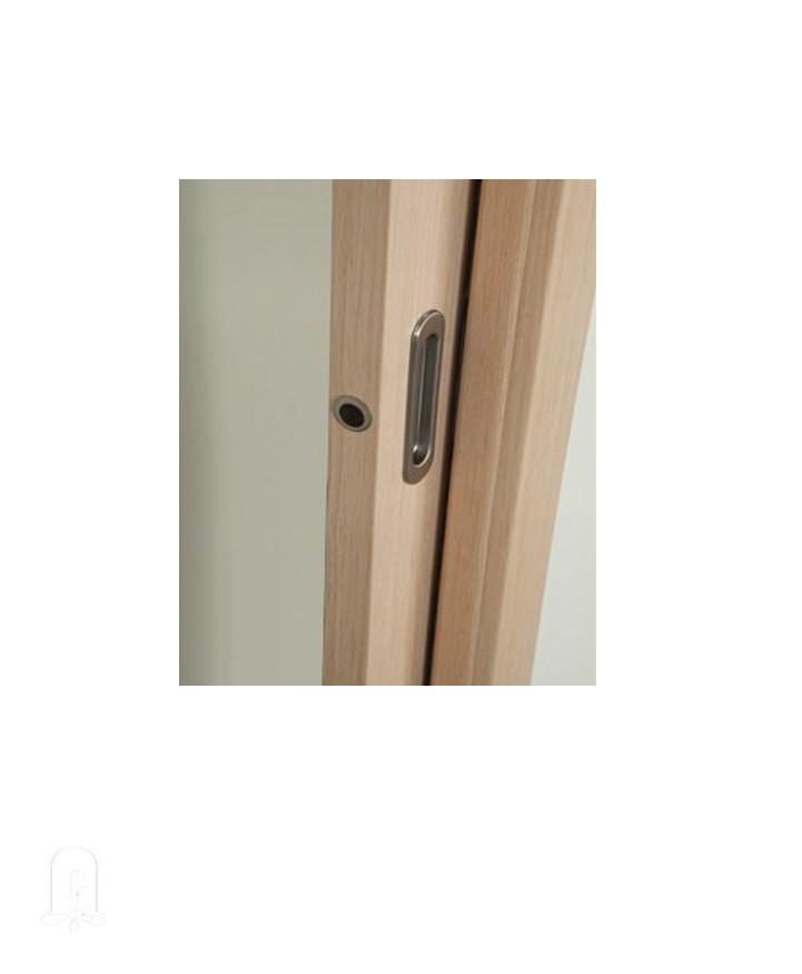 Врезная ручка для двери пенала
